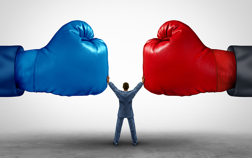 Collaboration or Litigation? You have a choice!